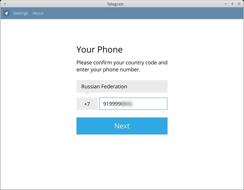 регистрация в Telegram img-1